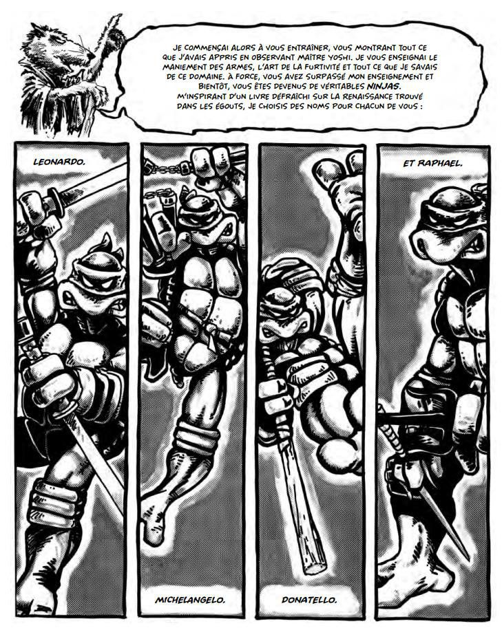 comics tortues ninja