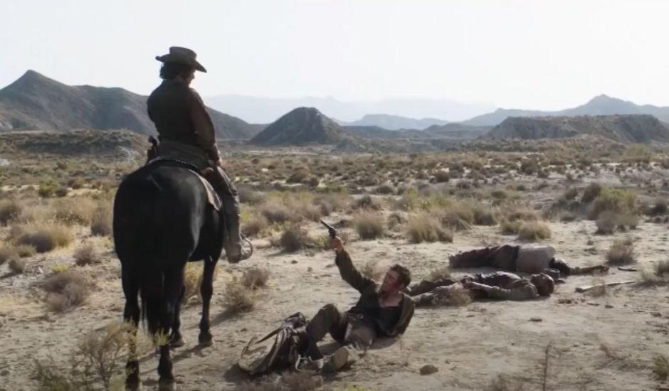 Capture d'écran du trailer de Red Dead Redemption