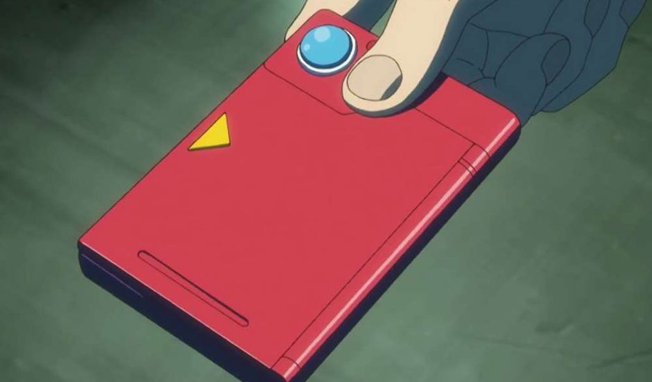 pokedex smartphone coque