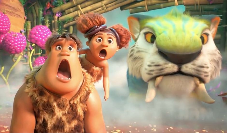the croods 2 box office