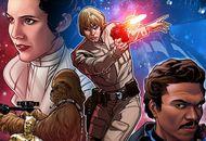 star wars comics : une nouvelle série marvel début 2020