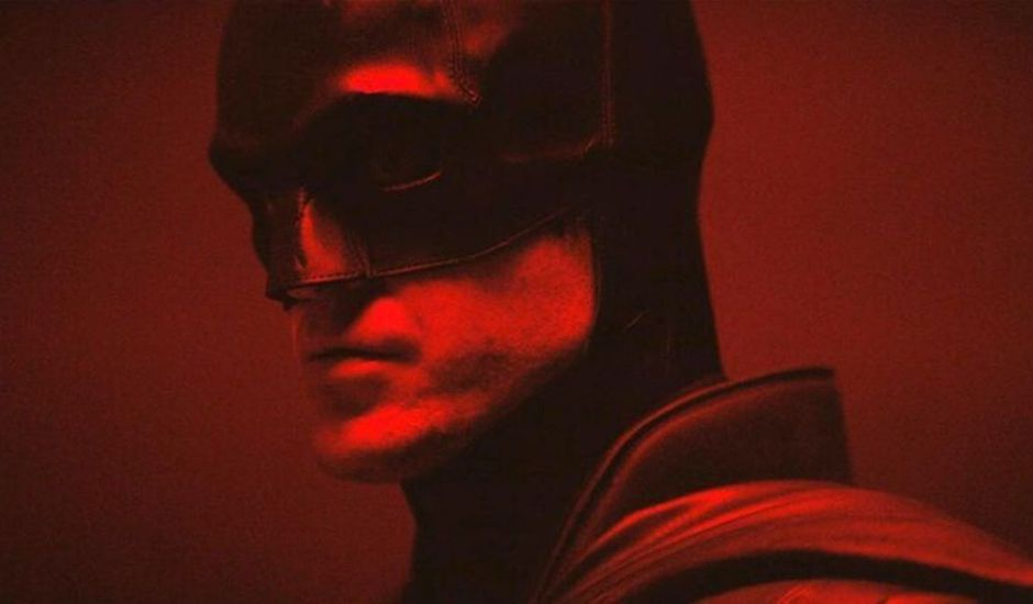 Robert Pattinson dans le film The Batman de Matt Reeves