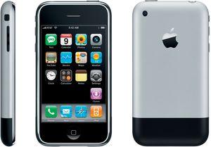 iPhone 2G (1er du nom)