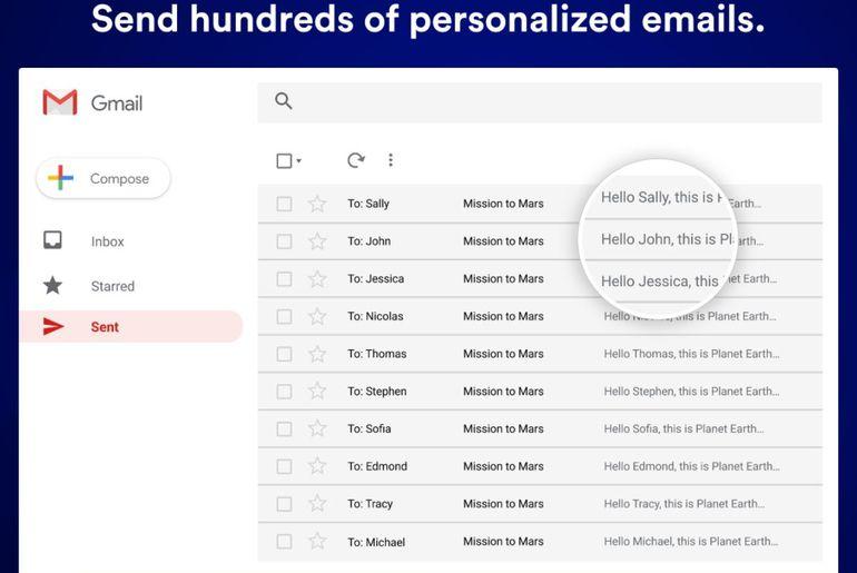 Mailmeteor add-on gmail