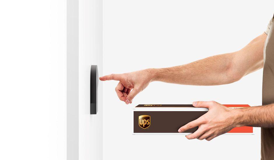 UPS et Latch étendent leur service de livraison dans les immeubles aux États-Unis