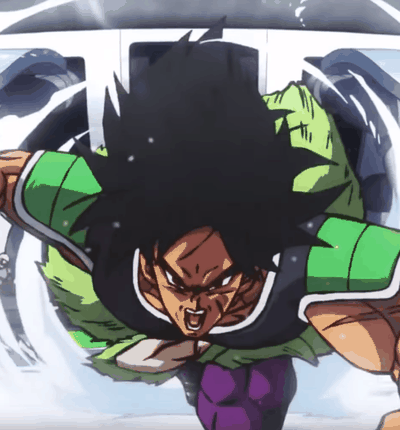 critique dragon ball super broly film animation