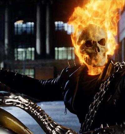 Une série Marvel sur Ghost Rider pour la plateforme Hulu