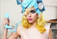 Bullet Train Lady Gaga