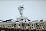 Shimon le robot est un musicien.