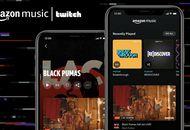 Aperçu de l'intégration Twitch à Amazon Music