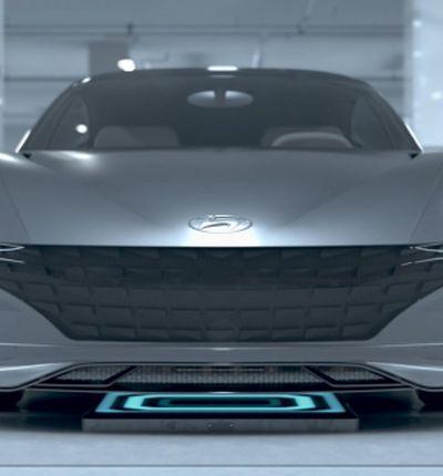 Hyundai et Kia présentent le futur des voitures électriques : recharge à induction et autonomie complète