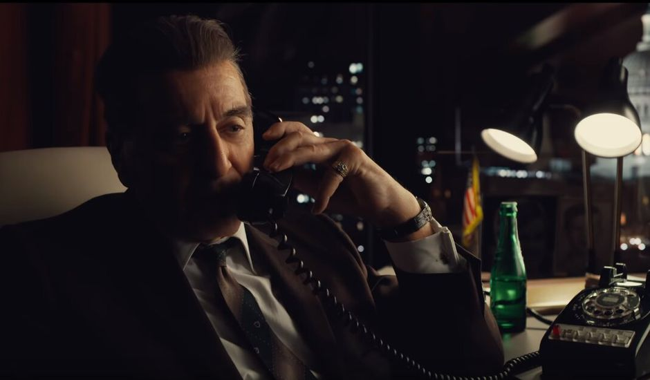 Trailer de The Irishman