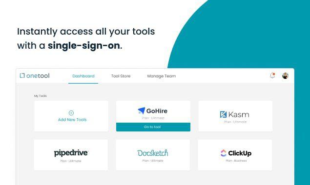 outils disponibles via Onetool
