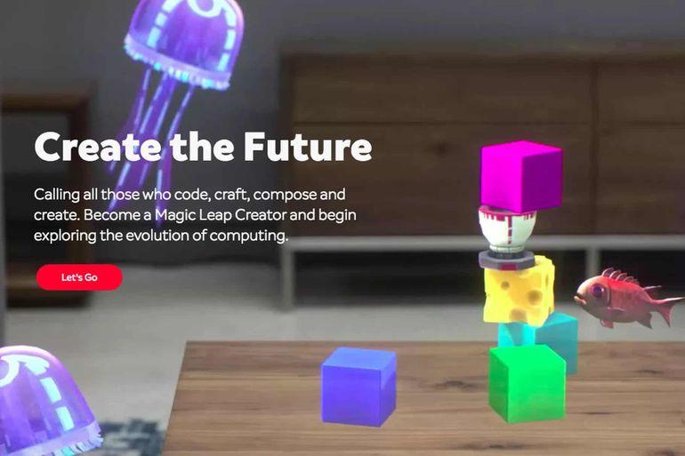 Magic Leap lève le voile sur un portail pour les développeurs d'applications AR.
