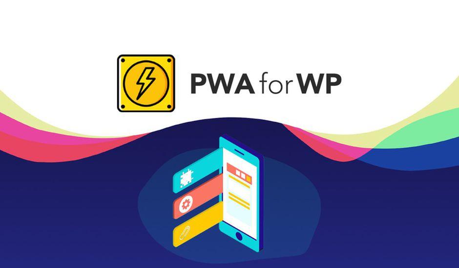 présentation de PWA for WP