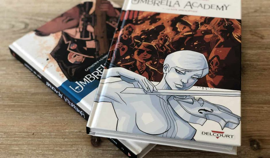 Critique comics Umbrella Academy