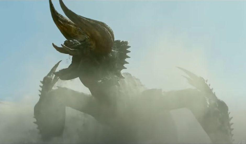 monster hunter teaser