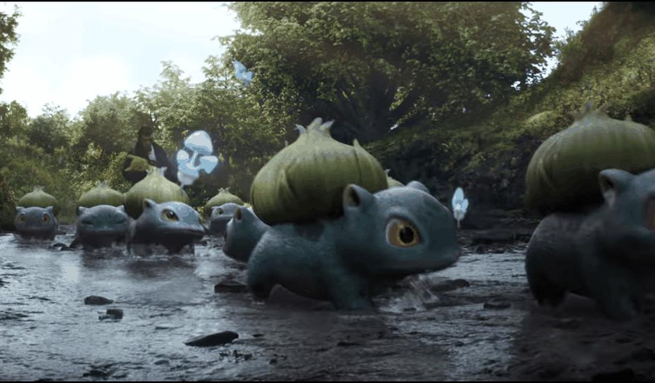 bande annonce 2 pokemon détective pikachu