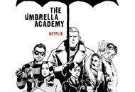 The Umbrella Academy Comics Delcourt