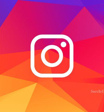 Illustration du logo d'Instagram