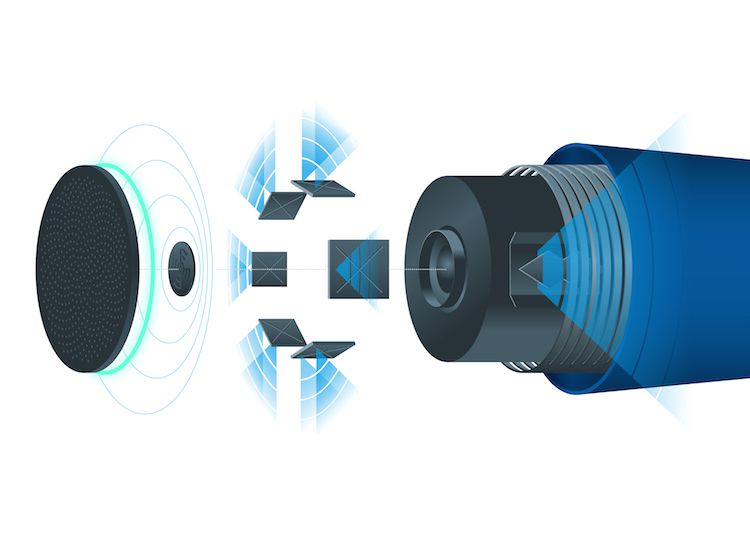 OnHub specs antenne