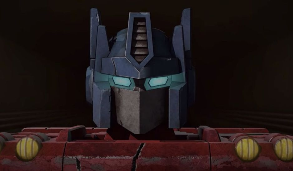 Optimus Prime dans Transformers : War For Cybertron Trilogy