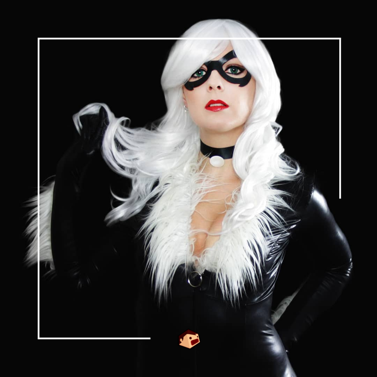 black cat deedee cosplay marvel