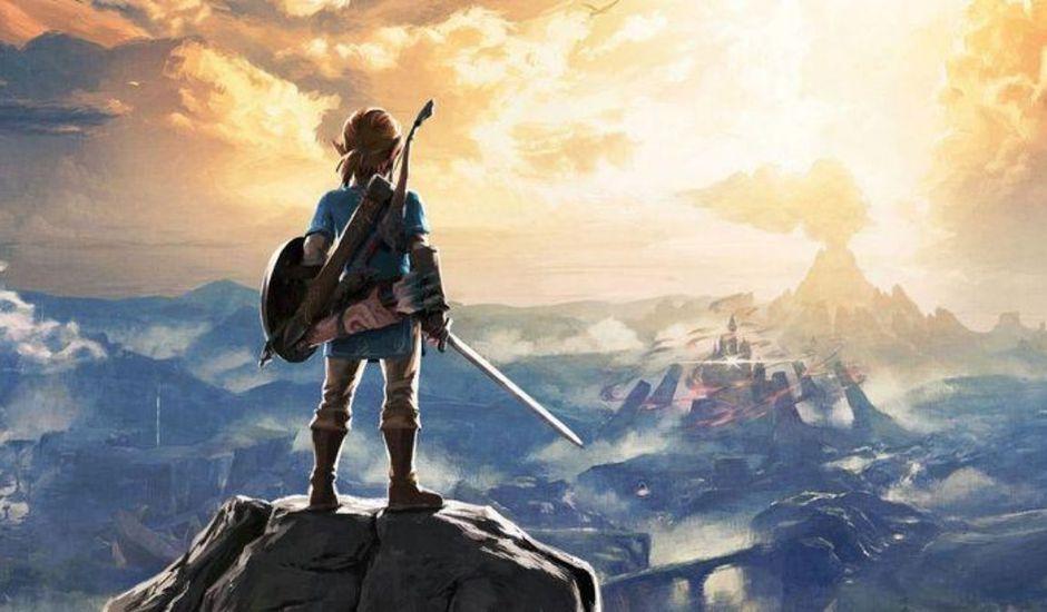 Visuel de The Legend of Zelda : Breath of the Wild