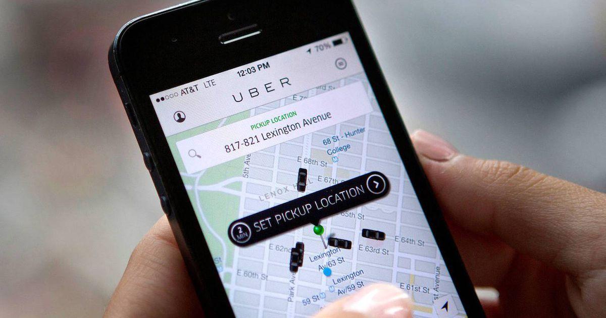 Uber va enregistrer l'audio des courses