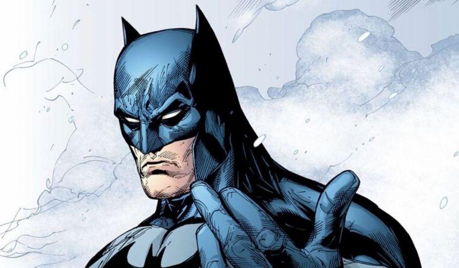 batsuit du film The Batman serait de couleur bleu gris
