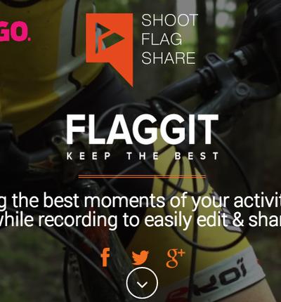 Flaggit homepage