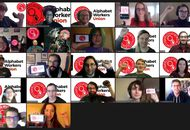 Les membres du syndicat de Google.