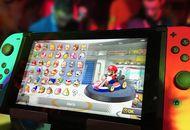 Nintendo récolte un sacré chiffre d'affaires grâce aux ventes de la Nintendo Switch et aux jeux vidéo.
