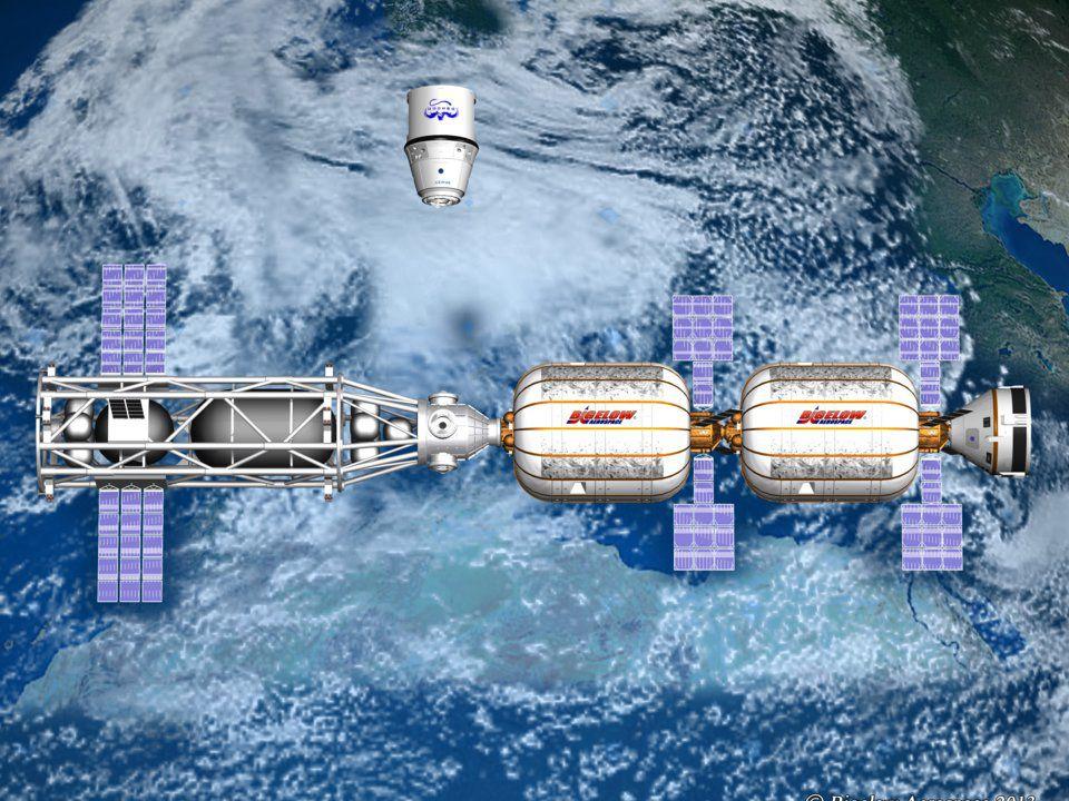 La NASA teste un possible habitat pour envoyer l'homme sur Mars