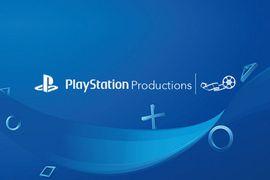 Logo de PlayStation Productions