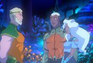 Aquaman confirmé gay dans Young Justice: Outsiders
