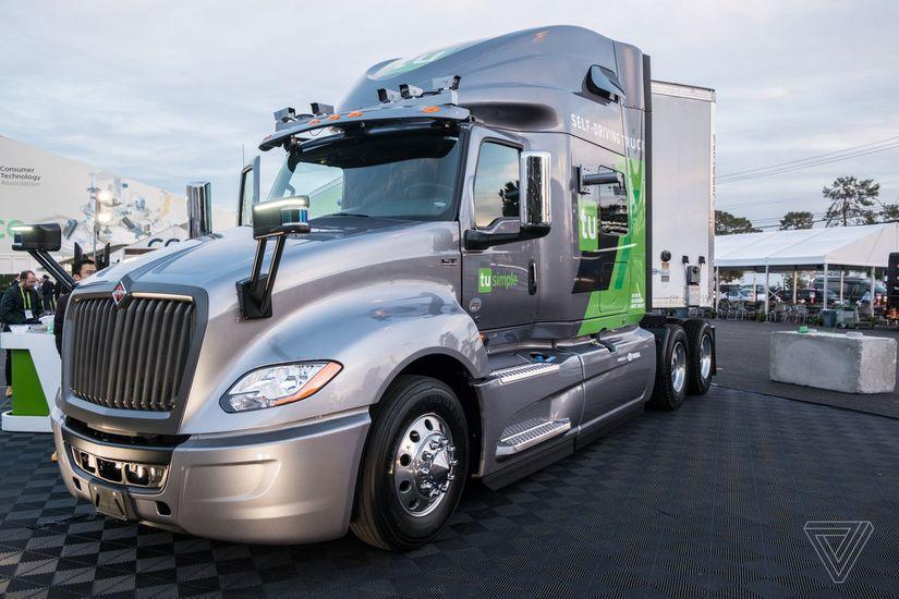 Des camions autonomes vont sillonner les routes américaines.