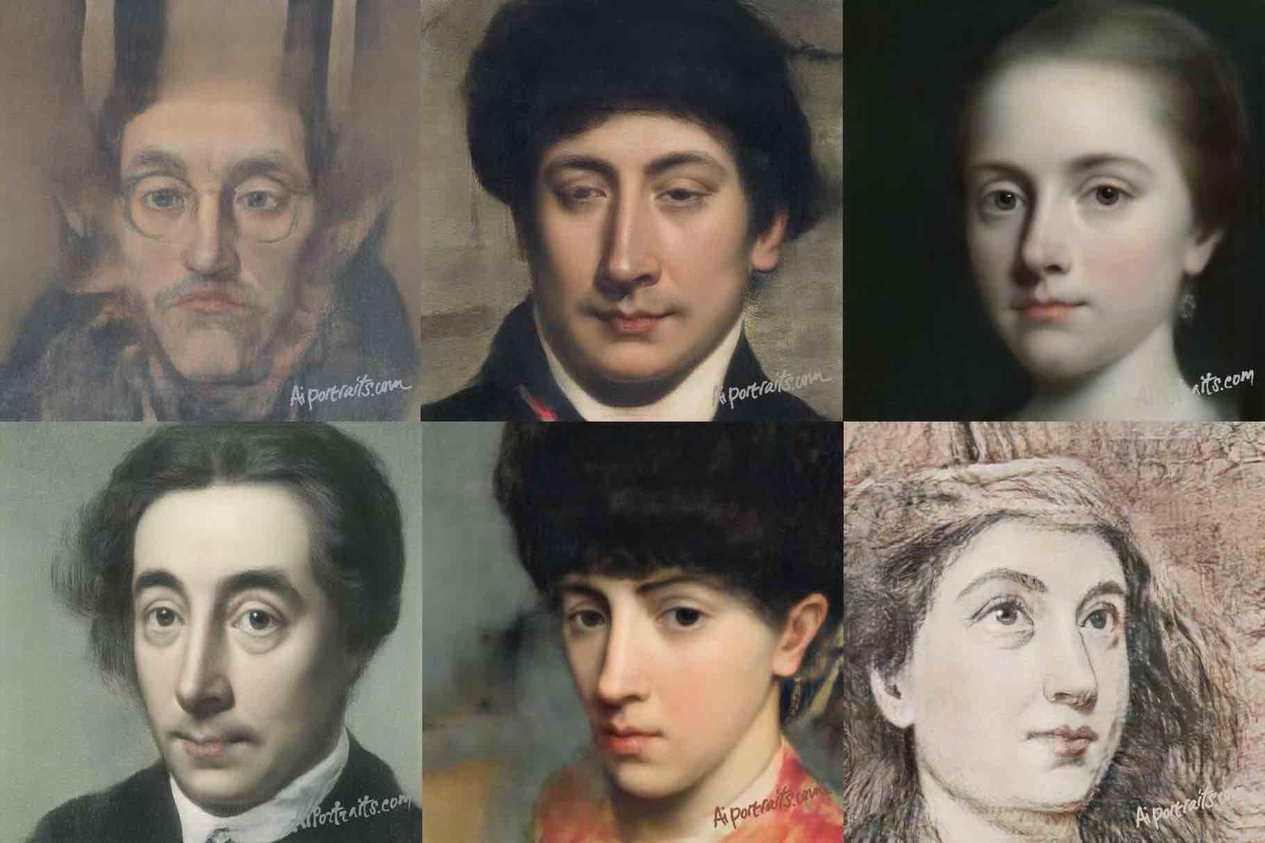 Après FaceApp cette IA transforme vos selfies en oeuvres d'art