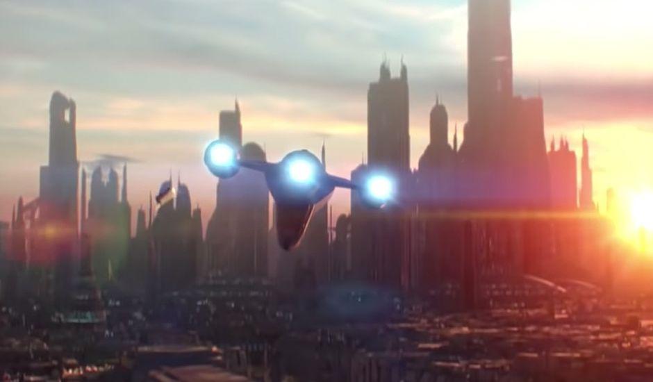 Des images du jeu Star Wars 1313 annulé