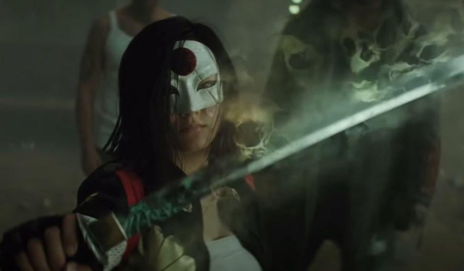 Katana dans Suicide Squad