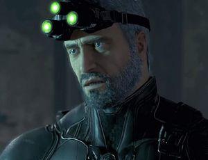 Sam Fisher dans la saga Splinter Cell