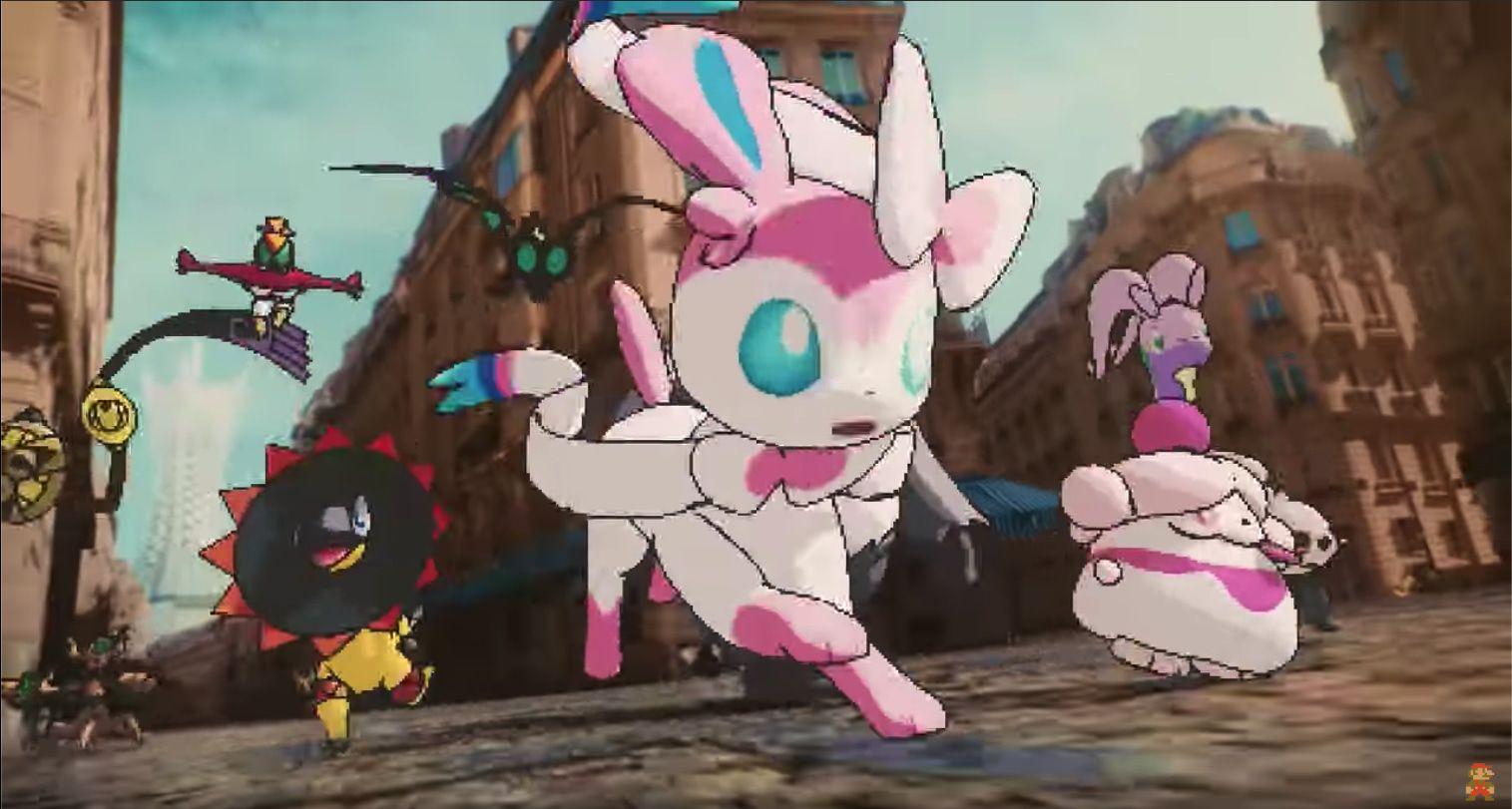 Septième génération de Pokémon…