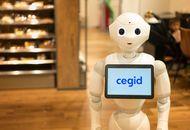 Le robot pepper conseiller de vente dans le CIS.