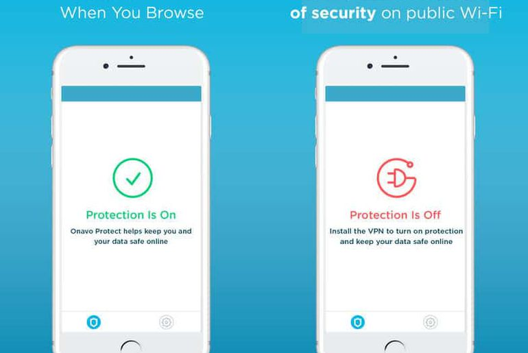 Application Onavo Protect retirée