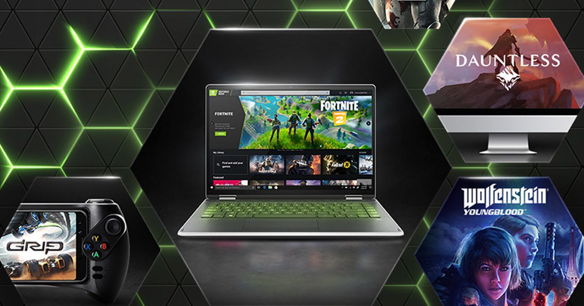 GeForce NOW : la synchronisation avec Steam est enfin là