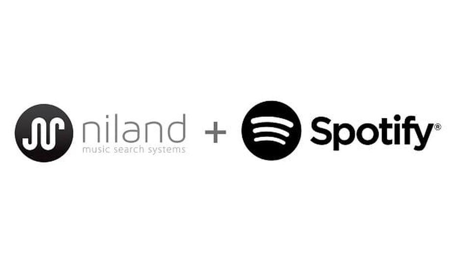 Niland et Spotify