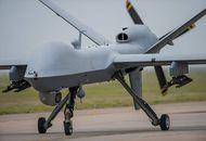 Drone MQ-9 Reaper darknet