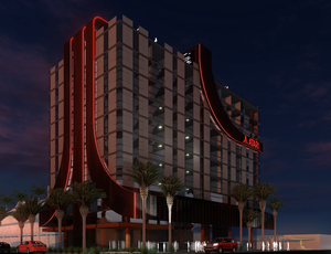 Huit hôtels dédiés aux jeux vidéo.