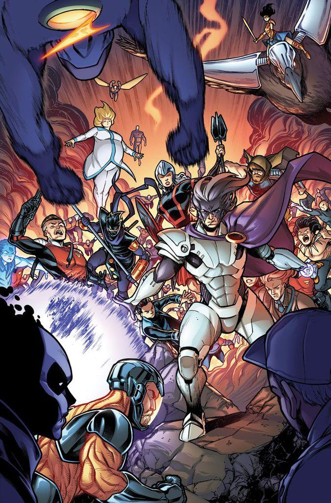 valiant comics doctor tomorrow