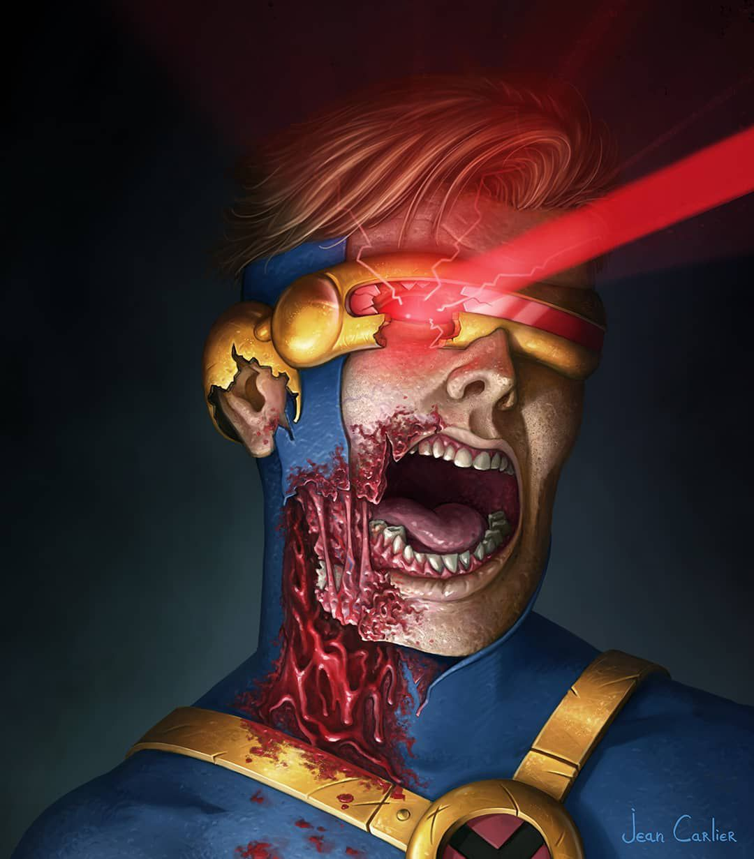 cyclope zombie